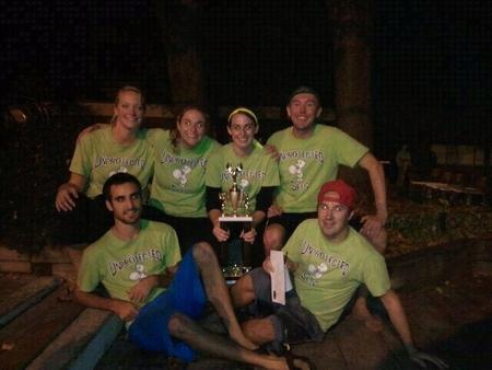 Volleyball Champs! T-Shirt Photo