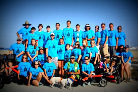 Team Jake   Crohns Walk T-Shirt Photo