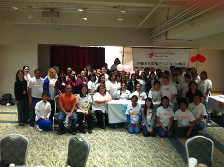Kidney Early Evaluation Program (Keep) Event T-Shirt Photo
