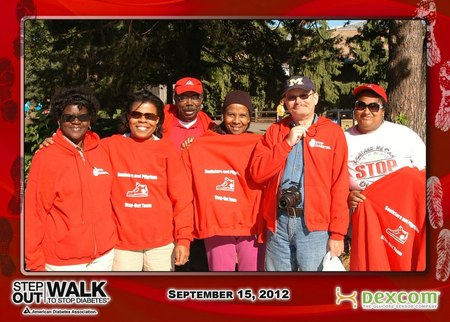 Stepout Walk   Detroit Zoo 2012 T-Shirt Photo