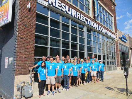 Rez Downtown's First Mission Trip T-Shirt Photo