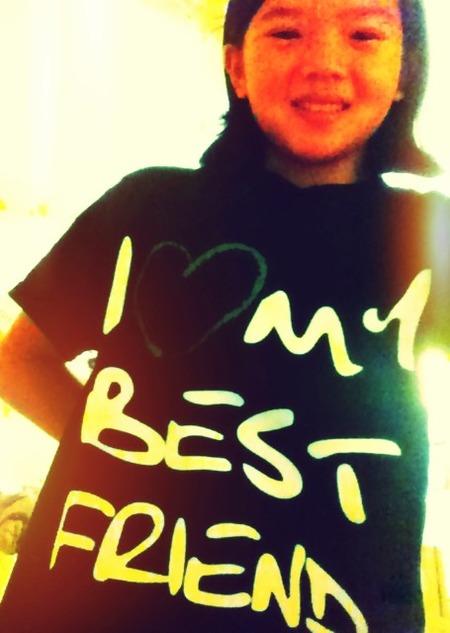 Best Friend T-Shirt Photo