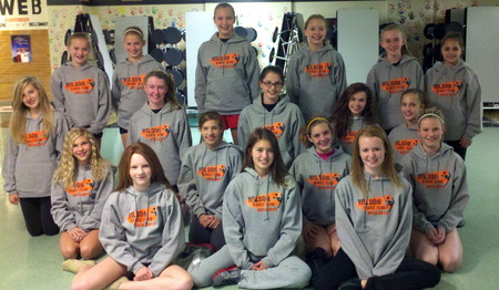 Wilson Dance Team T-Shirt Photo