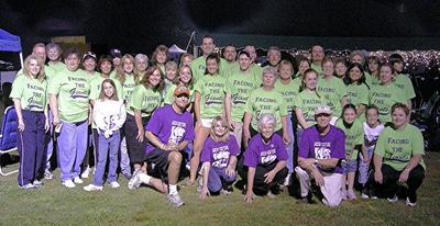 Cobb Relay For Life 2007   Team Mbc T-Shirt Photo