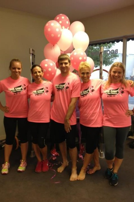"""Boob"" Camp 2012 At Flex Fitness T-Shirt Photo"