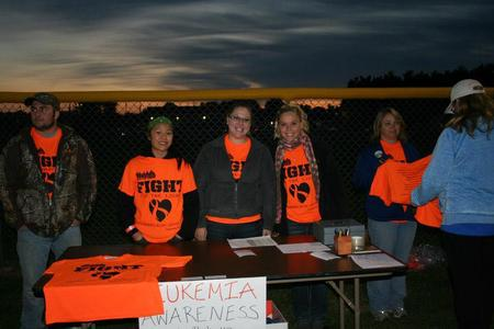 Leukemia Awareness T-Shirt Photo