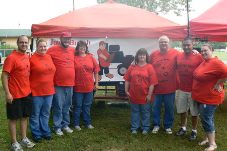 Bbq Cookoff T-Shirt Photo