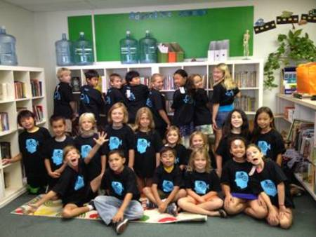 Class Tshirts!  T-Shirt Photo