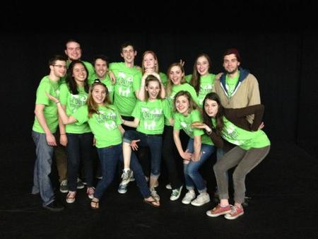 "Spring 2012 Show: ""The Only Family You Have Left"" T-Shirt Photo"