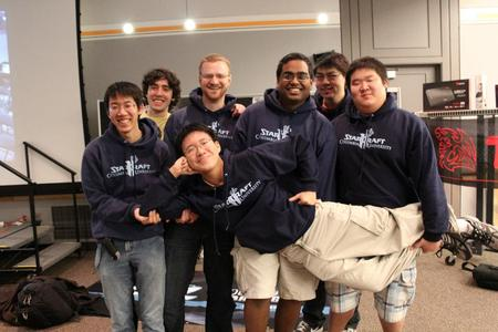 Columbia Starcraft Supports Each Other T-Shirt Photo