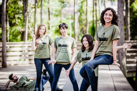 Persian Style  T-Shirt Photo
