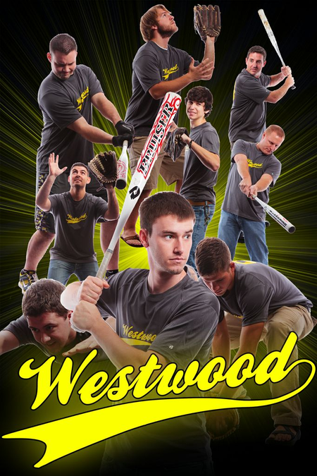 Westwood Softball T-Shirt Photo