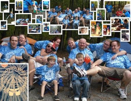 Campstravaganzapaloozafest 2012 T-Shirt Photo