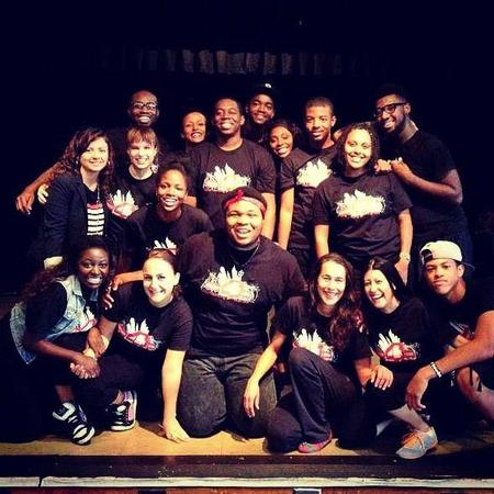 Dance4life Philadelphia T-Shirt Photo