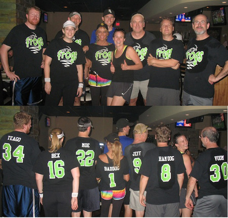 Partying Is Part Of The Game! T-Shirt Photo