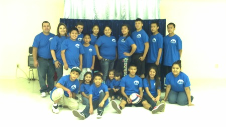 Volleyball Competition 2012 T-Shirt Photo