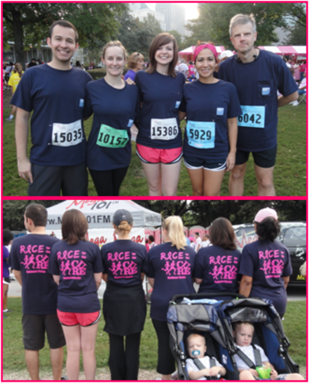 Gs Race For The Cure T-Shirt Photo