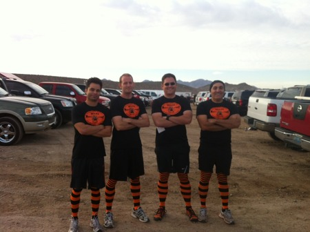Tough Mudder Las Vegas T-Shirt Photo