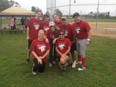 Softball! T-Shirt Photo