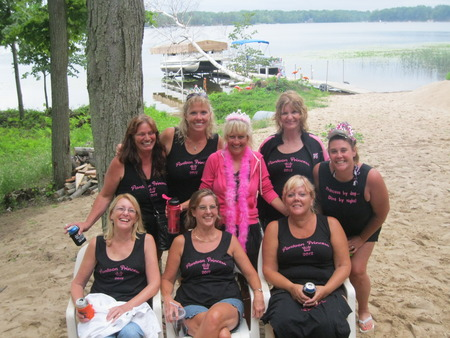 Pontoon Princess' T-Shirt Photo