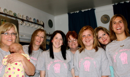 Girls' Night Out T-Shirt Photo