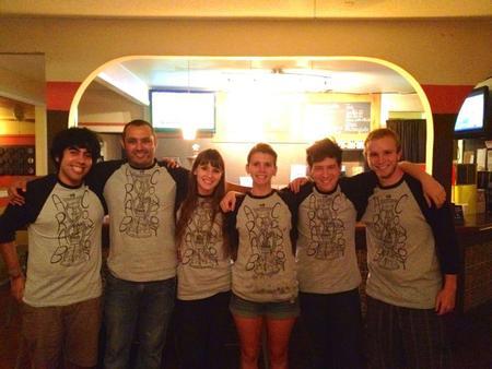 Arab Cowboy Hookah Lounge! T-Shirt Photo