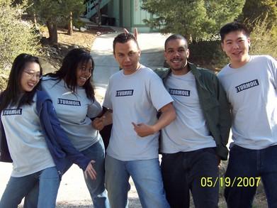 Turmoil Film Production Crew T-Shirt Photo