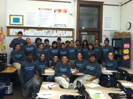 Proud Advisory Students!! T-Shirt Photo