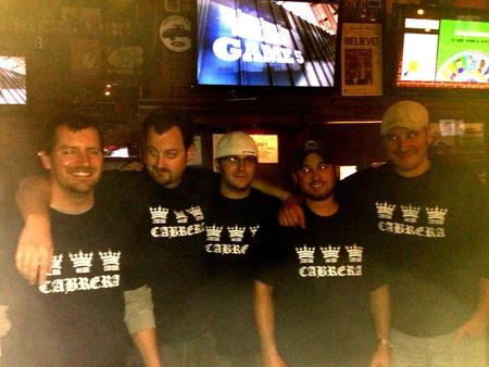 Cabrera Triple Crown T-Shirt Photo
