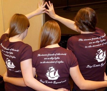 Black Pearl Family Photo T-Shirt Photo