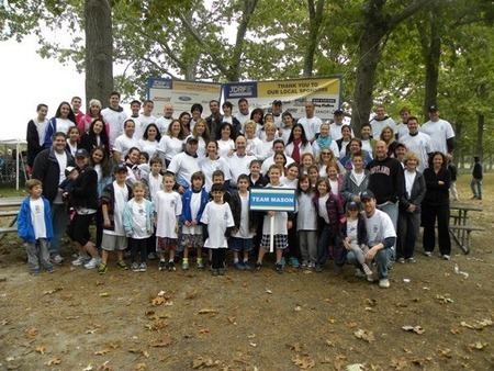 Walking For A Cure!!  T-Shirt Photo
