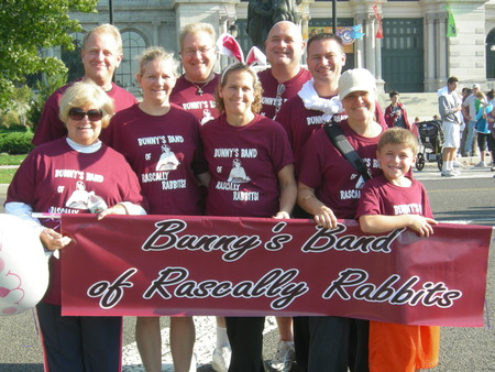 Walk For Research T-Shirt Photo