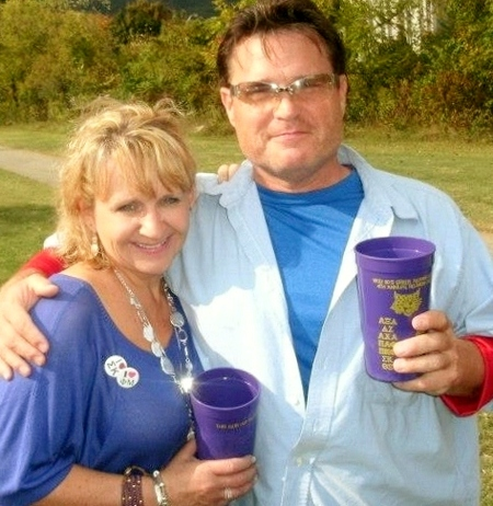 Tailgating Cups T-Shirt Photo