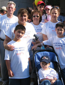Autism Walk T-Shirt Photo