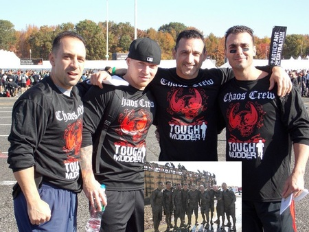 Tough Mudder Chaos Crew T-Shirt Photo