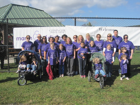 March For Babies Team T-Shirt Photo