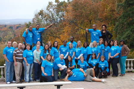 Team Work! T-Shirt Photo