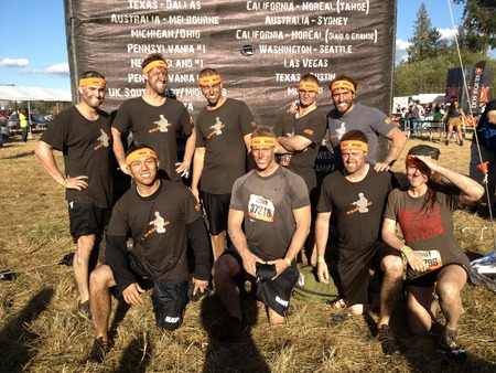 Tough Mudder Seattle 2012   Humv T-Shirt Photo