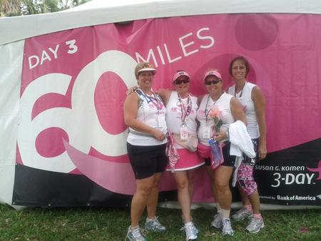 Girls Gone Miles T-Shirt Photo