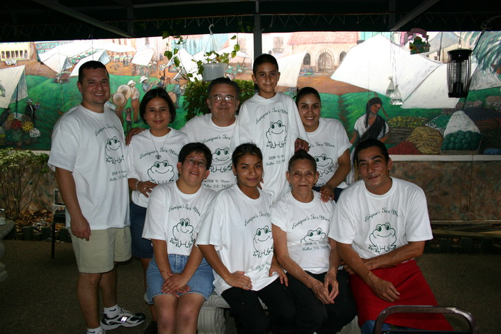 Enriques Tex Mex Restaurant Crew T-Shirt Photo