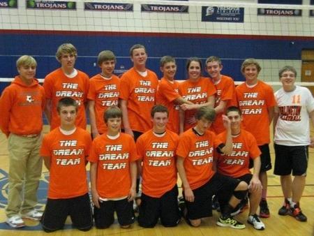 The Dream Team T-Shirt Photo