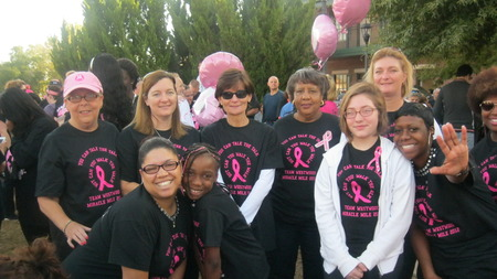 Miracle Mile Walk 2012 T-Shirt Photo