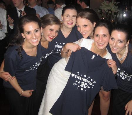 Everyone Loves A 3c Girl T-Shirt Photo