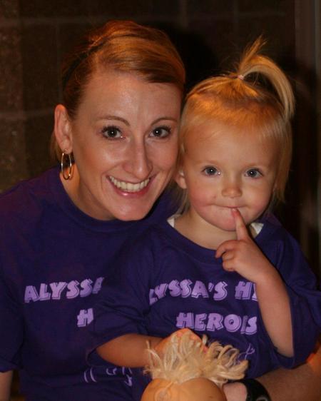 My Sweet Alyssa T-Shirt Photo