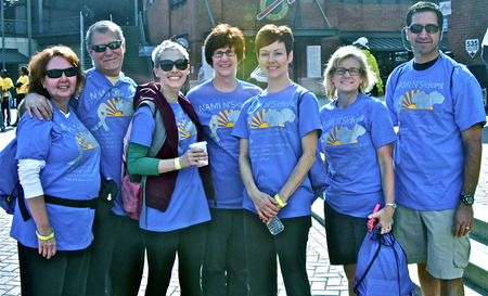 Nami Walks 2012 T-Shirt Photo