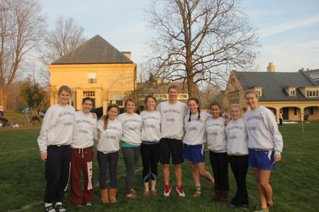 Holderness Xc Team T-Shirt Photo