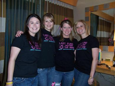 Allie's Bachelorette Bash T-Shirt Photo