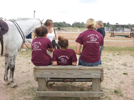 Barn Girls T-Shirt Photo