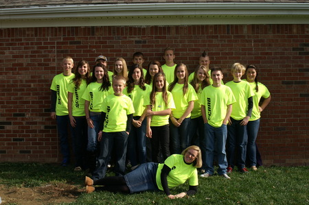 Student Council And Advisory Board T-Shirt Photo