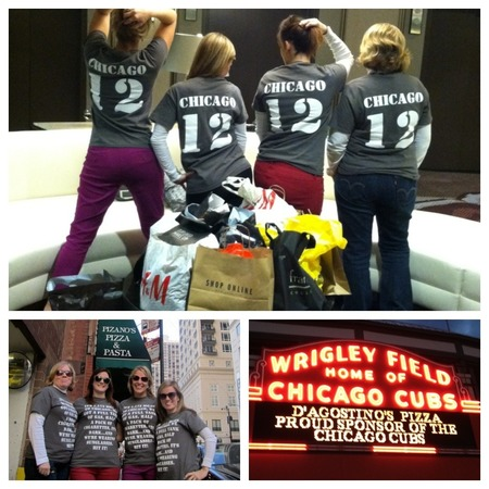 Girls Trip Chicago 2012 T-Shirt Photo